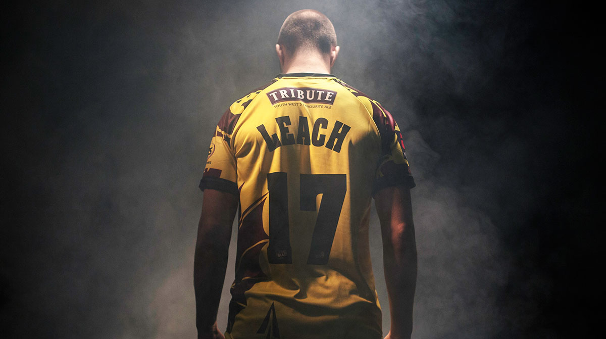 New NatWest T20 Blast shirt revealed - Somerset County Cricket Club