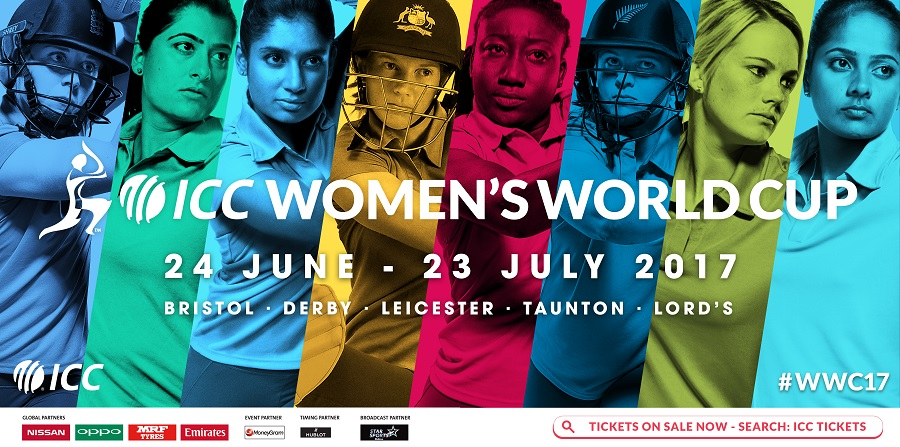 ICC Women's World Cup (2017) - Somerset County Cricket Club